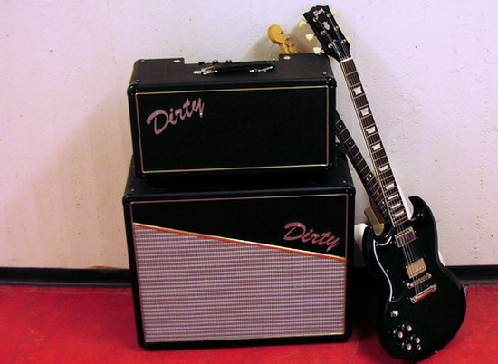 Dirty verb & Dirty 5W topboost/tremolo